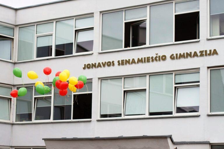 Jonavos Senamiesčio gimnazija